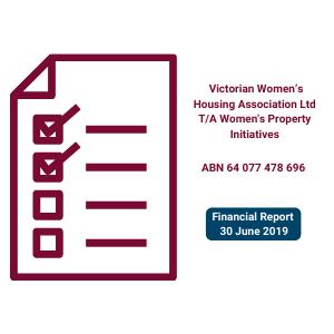 WPI Financial Report 2018/2019